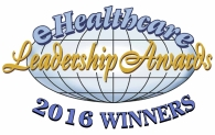 ehealthcare  2016 winners badge