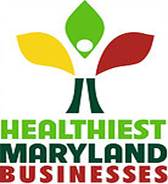 healthiest maryland businesses badge