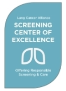 lung cancer alliance screening seal