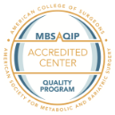 Metabolic and Bariatric Surgery Accreditation and Quality Improvement Program Badge